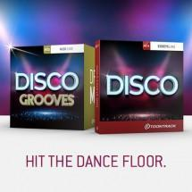 Get into the groove with new Toontrack Disco MIDI packs