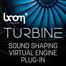 Boom Library release first SFX plug-in 'TURBINE'