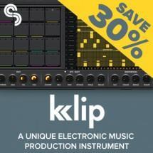 New Klip - a unique music production instrument from Sample Magic