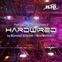 Ilio release HARDWIRED - New Omnisphere patch library