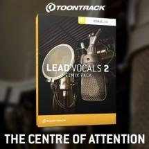 Toontrack release new EZmix pack for your vocals