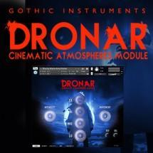 NEW! DRONAR Cinematic Atmospheres from Gothic Instruments