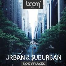 New Boom Library Urban and Suburban SFX library