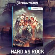 Toontrack release new 'The Rock Foundry' SDX