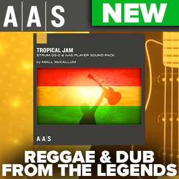 NEW RELEASE: AAS Tropical Jam Strum GS-2 Sound Pack
