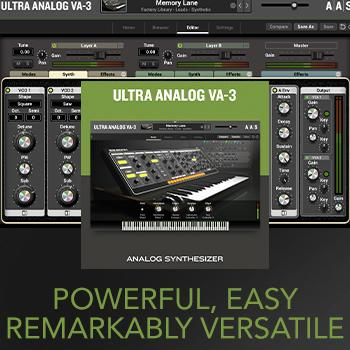 MAJOR NEW UPDATE - AAS release Ultra Analog VA-3