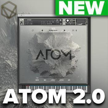 NEW UPDATE: Audiomodern update ATOM - Now NKS Compatible!