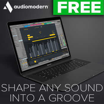 NEW RELEASE: FREE Audiomodern Filterstep