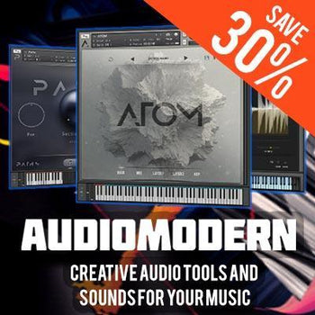 Audiomodern arrives at Time+Space!