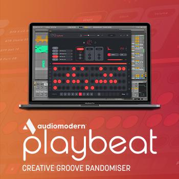 NEW RELEASE: Audiomodern Playbeat