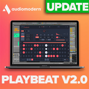NEW UPDATE: Audiomodern Playbeat V2.0