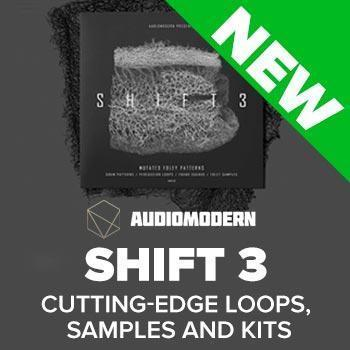 NEW RELEASE: Audiomodern Release Shift 3