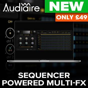 NEW RELEASE: Audiaire NUXX - FX Plugin