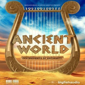 NEW RELEASE: Big Fish Audio Ancient World: Instruments of Antiquity