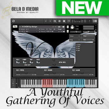 NEW RELEASE: Bela D Media V Choir by Design