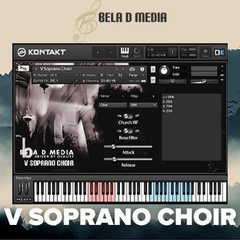 Bela D Media's Latest Release - V Soprano Choir