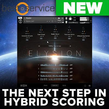NEW RELEASE - Best Service Elysion virtual instrument for Kontakt