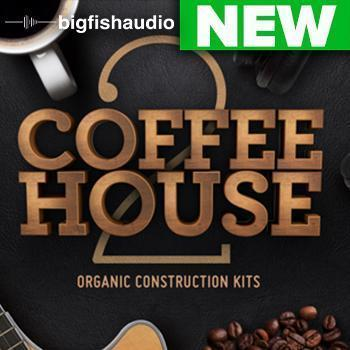 NEW RELEASE: Big Fish Audio Coffee House 2