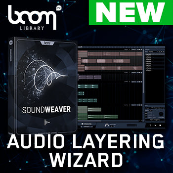 NEW RELEASE: Boom Library SoundWeaver