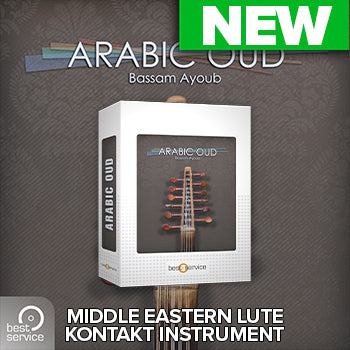 NEW RELEASE: Best Service Arabic Oud
