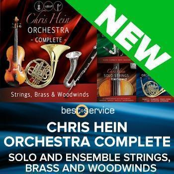 NEW RELEASE: Chris Hein Orchestra Complete