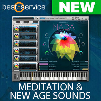 NEW RELEASE: Best Service NADA Meditation and New Age Sounds