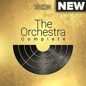 NEW RELEASE: The Orchestra Complete, UG from The Orchestra only £105 inc/€119 inc/$119!!