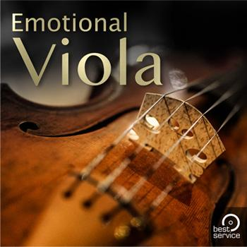 NAMM 2020 - Best Service announce Emotional Viola