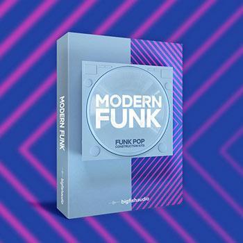 NEW RELEASE: Big Fish Audio Modern Funk: Funk-Pop Construction Kits