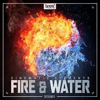 New Release: Introducing New Boom Library Cinematic Elements Fire & Water