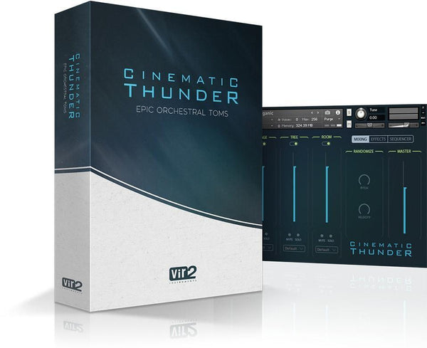 Vir2 Instruments - Cinematic Thunder - MusicTech Magazine
