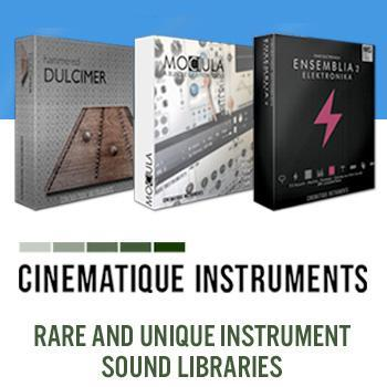 Cinematique Instruments arrive at Time+Space