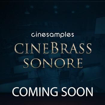 COMING SOON! Cinesamples tease new Cinebrass Sonore