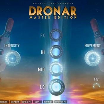 Gothic Instruments DRONAR Master Edition – SampleLibraryReview.com