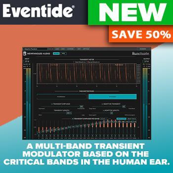 ENDS 18TH AUGUST - SAVE OVER 50% - Eventide's Punctuate - FLASH SALE