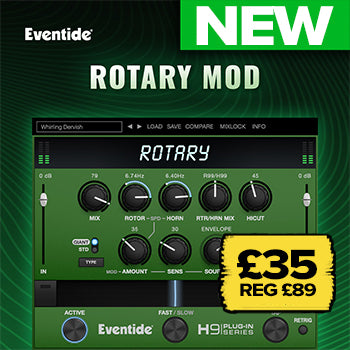 NEW RELEASE: Eventide Rotary Mod