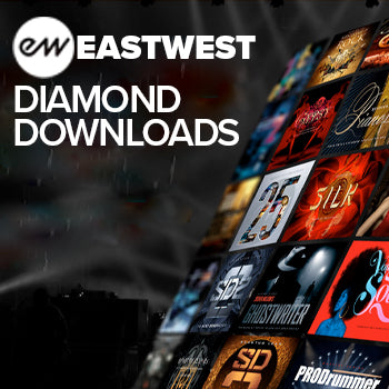 NOW AVAILABLE: Download EastWest Diamond products today!