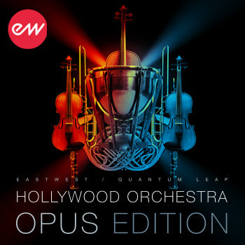 EastWest Hollywood Orchestra Opus Edition and Hollywood Orchestrator - arriving soon