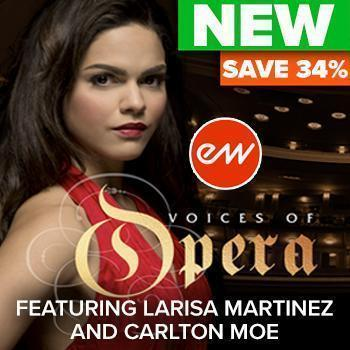 NEW RELEASE: EastWest Voices of Opera