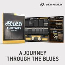 Toontrack release new EZMix presets 'Blues Guitars'