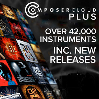 NEW RELEASE: EastWest ComposerCloud Plus