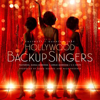 COMING SOON! EastWest Hollywood Backup Singers are arriving on 7th January 2020!
