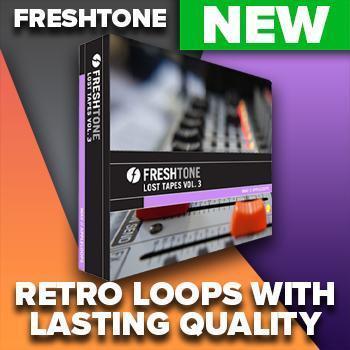 EXCLUSIVE: FRESHTONE LOST TAPES 3 - OUT NOW!  Only £45/€49/$49