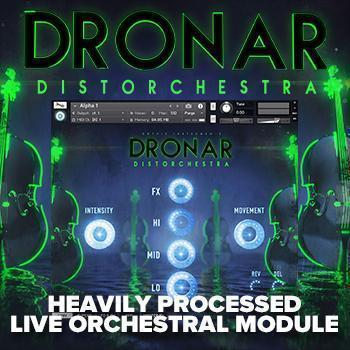 NEW RELEASE: Gothic Instruments DRONAR Distorchestra