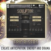 NEW SCULPTOR Epic Risers from Gothic Instruments