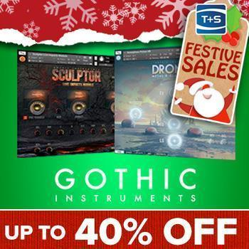 Gothic Instruments Cinematic Libraries for Kontakt Buyer's Guide
