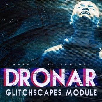 Gothic Instruments - DRONAR Glitchscapes - Computer Music