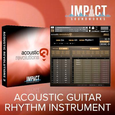 NEW RELEASE: Impact Soundworks Acoustic Revolutions 3