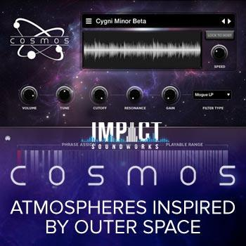 NEW RELEASE: Impact Soundworks Cosmos