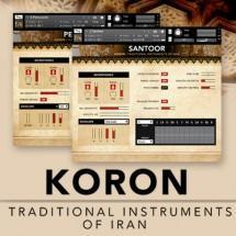 New KORON - Traditional Instruments of Iran from Impact Soundworks